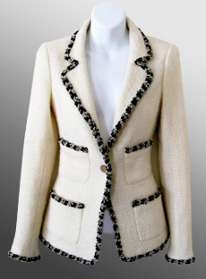41cca0ffc8ec Best Authentic CHANEL JACKET Source. Save up to 85% off Retail!
